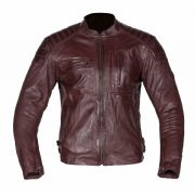 Spada Redux Leather Jacket Oxblood